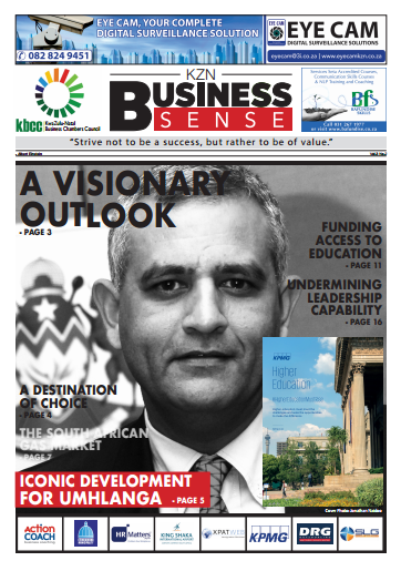 KZN Business Sense Vol.3 No,2